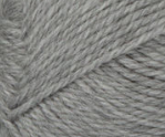 Grey Mix swatch of Patons Classic Wool Worsted