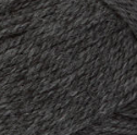 Dark Grey Mix swatch of Patons Classic Wool Worsted