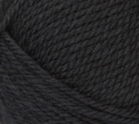 Mercury (dark grey) swatch of Patons Classic Wool Worsted