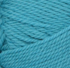 Aquarium swatch of Patons Classic Wool Worsted