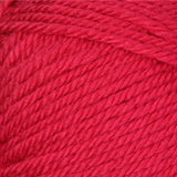 Raspberry (hot pink) swatch of Patons Canadiana