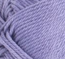 Viola (lavender) swatch of Patons Grace