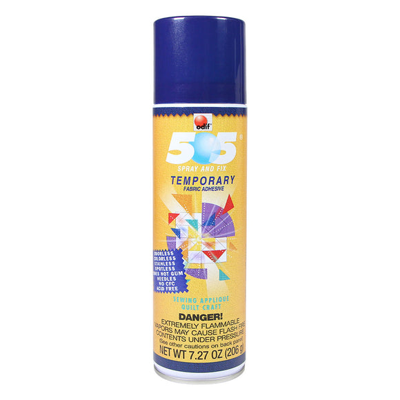 Repositionable Adhesive Spray - Odif 505