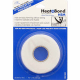 HEM iron on adhesive roll in packaging (10yds)