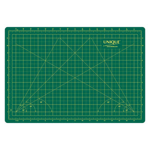 "Green cutting mat size 12"" x 18"" (self healing)"