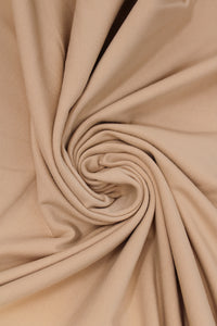 Group swatch Tricot Lycra solid fabric in various colours