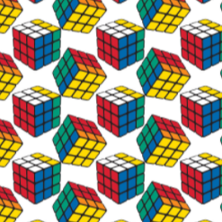 Rubiks Cubes Licensed Prints - 45