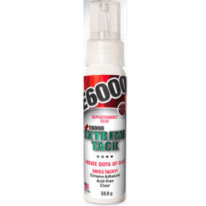 118.2mL spray bottle of Extreme Tack (E6000)