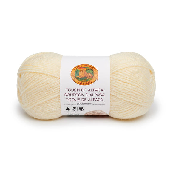 Touch of Alpaca - 100g - Lion Brand