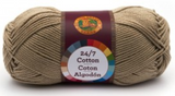 24/7 Cotton - 100g - Lion Brand