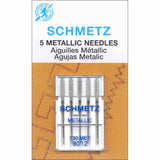 Sewing Machine Needles - Metallic - Schmetz