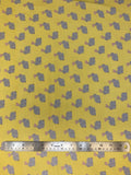 Baby Print Flannel - 100% Cotton - 45""