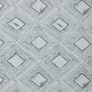 Tiled sets of concentric diamonds, dark grey fine lines on a light grey background