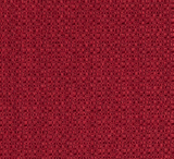 Lipstick (red) swatch of tightly woven upholstery fabric