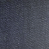 Indigo swatch of denim fabric