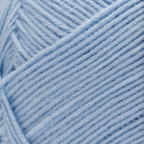 Baby Blue swatch of Red Heart Comfort