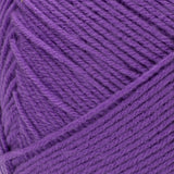 Amethyst (violet) swatch of Red Heart Comfort