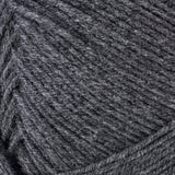 Charcoal (mid grey) swatch of Red Heart Comfort