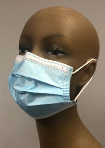 Disposable Earloop Mask - Box of 50