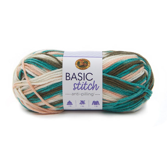 Basic Stitch Anti Pilling - 100g - Lion Brand *discontinued shades*