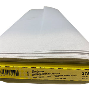Sew-in Buckram - Pellon 375