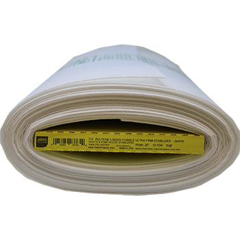 Peltex Ultra Firm Stabilizer - One Sided Fusible - Pellon 71F