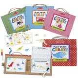 Play Draw Create Activity Kits