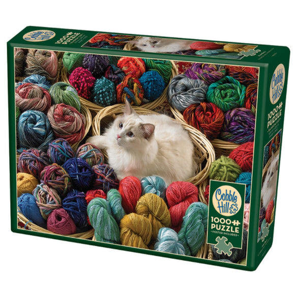 Fur Ball (1000 pc) - Puzzle