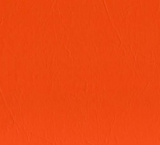 Burnt Orange swatch of Daytona (lightly wrinkled) vinyl
