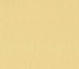 Lemonade (light yellow)  swatch of Daytona (lightly wrinkled) vinyl