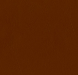 Saddle (golden brown) swatch of Daytona (lightly wrinkled) vinyl