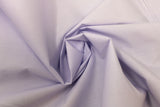 Swirled swatch solid broadcloth in light purple