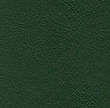 Square swatch textured vinyl in shade pine green (deep forest green)