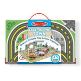 Take Along Toy Set - Town (18 pc) - Melissa & Doug