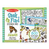 Seek-and-Find Sticker Pad