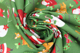 "Merry & Bright  - 45"" - 100% Cotton"