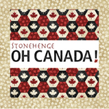 "Oh Canada Solids - 45"" - 100% cotton - Northcott Stonehenge"