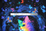 "Out of this World - 45"" - 100% Cotton"