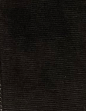 Square swatch solid velvet fabric in shade brown (dark brown)