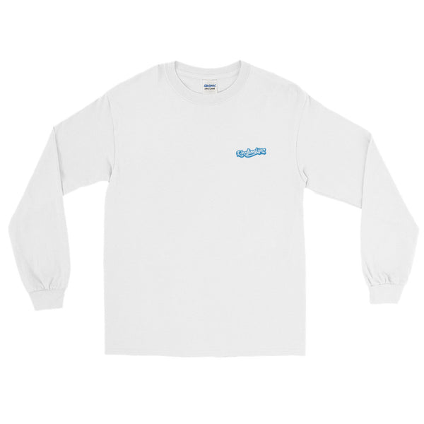 Long Sleeve T-Shirt Bait fish pattern