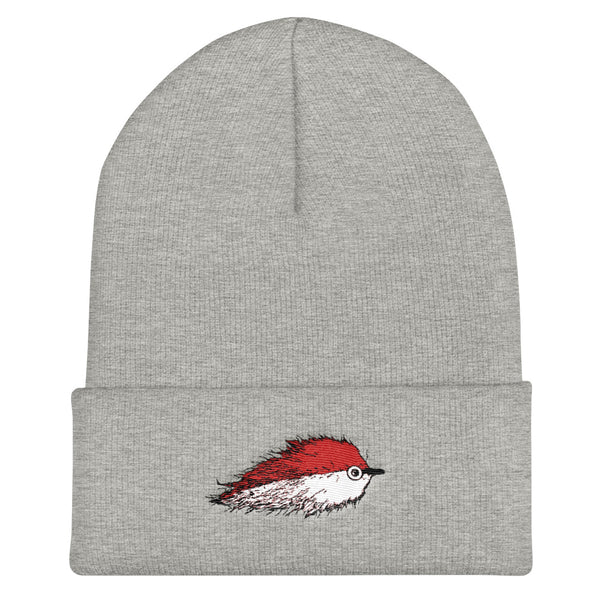 Red Baitfish Beanie