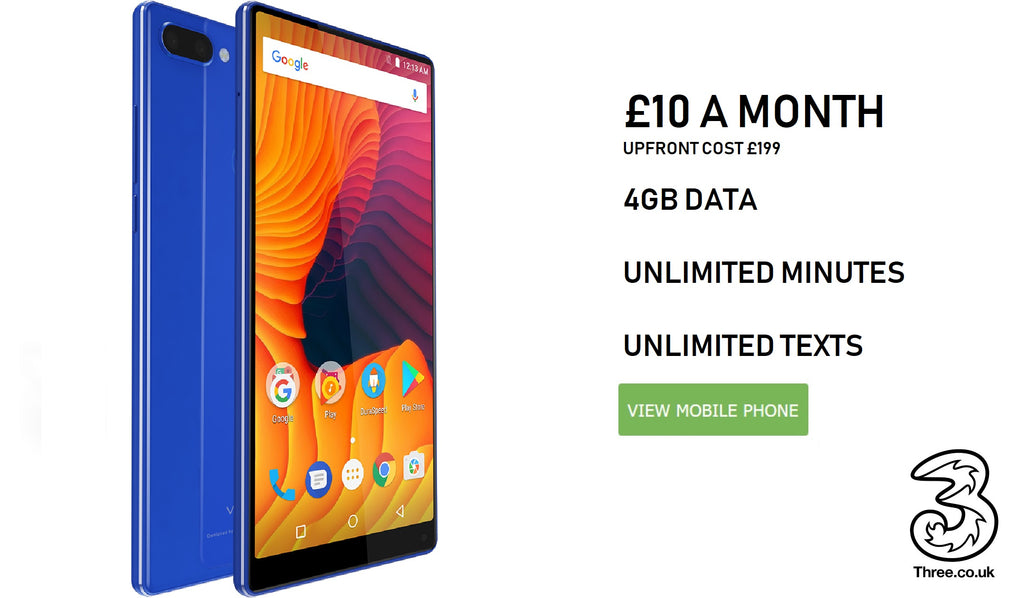 3 mobile pay monthly deals