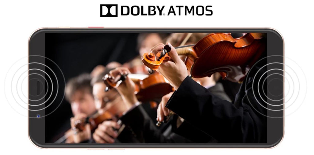 phone dolby sound