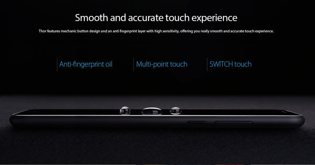 smooth mobile screen