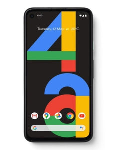 Google Pixel 4a - Pay only Monthly (24 months Contract)