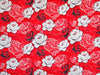 Bent Banani 100% Cotton Fabric Rose 4