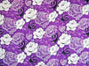 Bent Banani 100% Cotton Fabric Rose 3