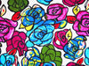 Bent Banani 100% Cotton Fabric Rose 8
