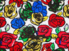 Bent Banani 100% Cotton Fabric Rose 1