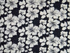Bent Banani 100% Cotton Fabric Black 1